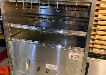 CHURRASCO GRILL SCHEER PROFESIONALNY BRAZILSKY GRILL KOMPLET