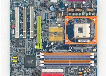 Základná doska Gigabyte+procesor Intel Celeron 2,26GHz