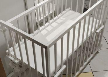 Postieľka pre novorodenca