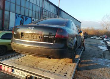 Audi A6 C5 4x4
