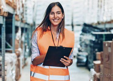 Prace v sklade - Nemecko - ŽENY