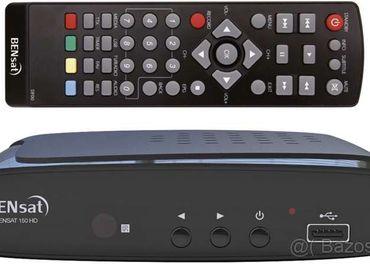 DVBT2 prijímač USB prehrávač