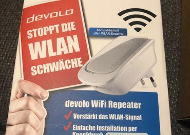 Devolo 9421 WiFi Repeater
