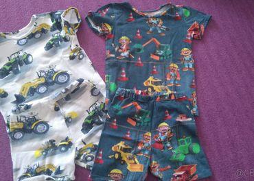 chlapčenské pyžamka č.86-92