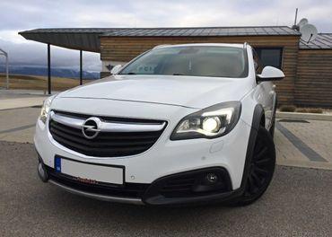 ✅ Predaj alebo výmena Opel Insignia Country Tourer