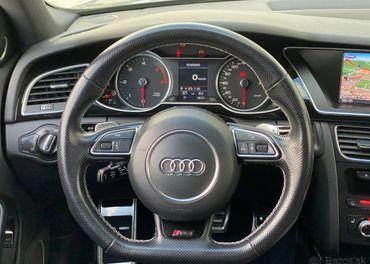 Audi A4 Avant 3.0 TDI Quattro Tiptronic Facelift Competition