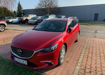 Predám Mazda 6 Wagon 2.5l 192k Revolution Top Navi rv 2015