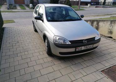 Opel corza 1.0 12v rok 2002