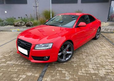 Audi A5 Coupe 2.7 TDI 3xS-LINE