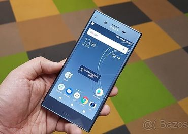 Predam Sony XZ1 blue moonlit