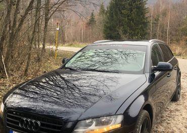 Audi A4 B8 Avant 2.0TDi Multitronic