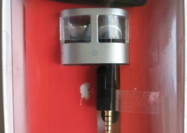SONY STM10 - stereo mikrofón