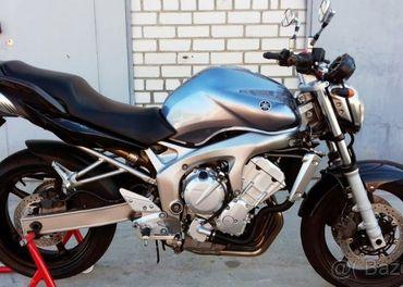 Rozpredám Yamaha FZ6
