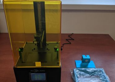 Anycubic Photon Zero + 1kg resinu