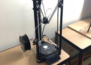 DELTA 3D tlaciaren Anycubic Kossel