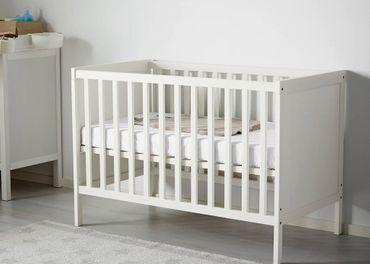 Detska postielka SUNVIK s matracom COCOLATEX