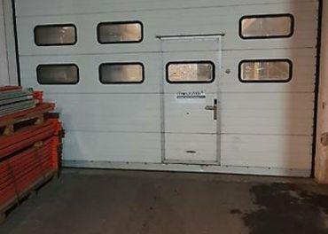 garazova brana 4.6x3.5m