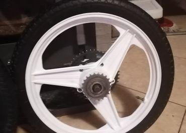 Predam kolesa na manet korado