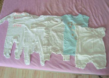 Oblečenie pre dievčatko 0-12 mesiacov