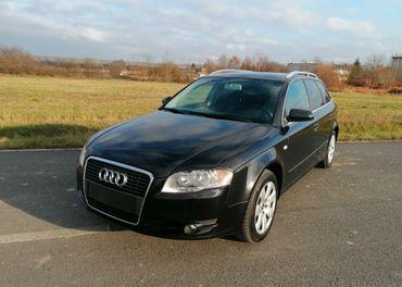 Audi A4 avant Sline 2.0tdi
