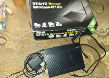 router RT-n10 wireless -n150