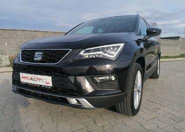 SEAT Ateca Xcellence 2.0tdi DSG 4x4 od 180€ bez akontácie