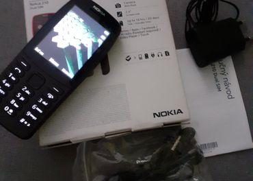Nokia 210, Dual SIM dual sim čierny v top stave