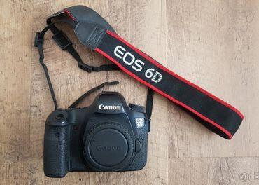 Predám foťák Canon EOS 6D