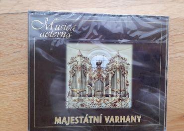 Majestátne varhany Musica aeterna