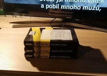Predám kniky Dominik Dán