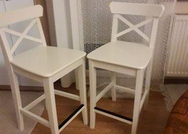 Barové stoličky Ingolf