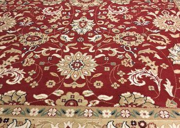 REZERVOVANE Pekný koberec v dobrom stave