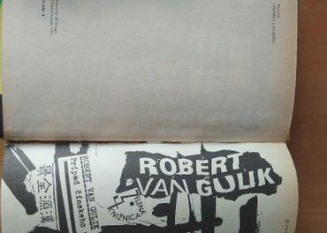Robert Van Gulik - Prípad čínskeho zlata