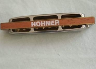 Harmonika Hohner Blues Harp MS