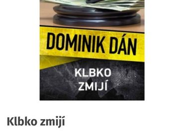 Predám - Dominik Dán  - Klbko zmijí