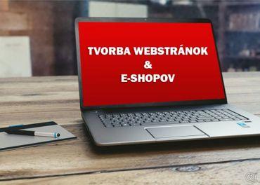 Tvorba profitujúcich webstránok a e-shopov