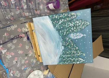 Malovanie obrazov