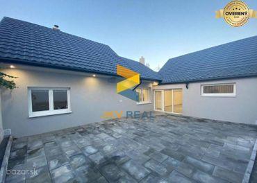 JKV REAL  Ponúkame na predaj 4 izbový rodinný dom