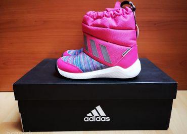 Dievčenské čižmy Adidas
