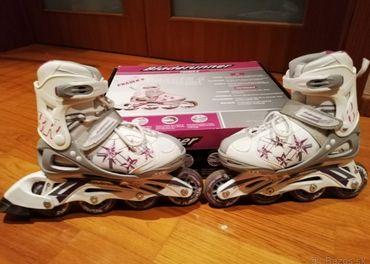 Dievčenské In line korčule Bladerunner veľkosť 32-35