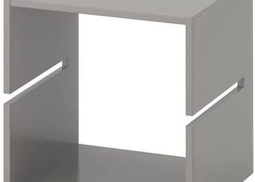 Predám Ikea Kallax priehradka sivá - 2 kusy