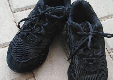 Detské tanečné sneakers.