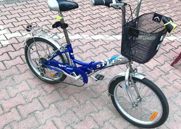 """Skladací bicykel Stels Pilot 20"""""""