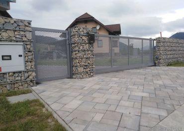 Výroba brán, plotov a iných ocelových konštrukcii