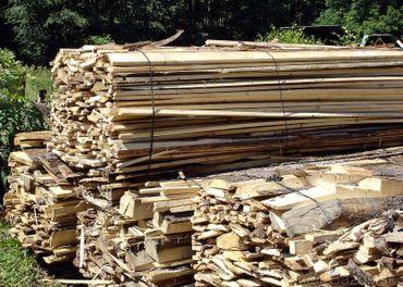 Palivové drevo na predaj - Okrajové odrezky smrek