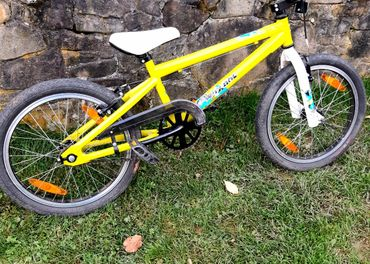 Genesis Bmx bicykel v top stave