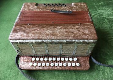 Ruská gombíková harmonika