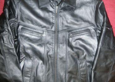Kožená bunda. 5