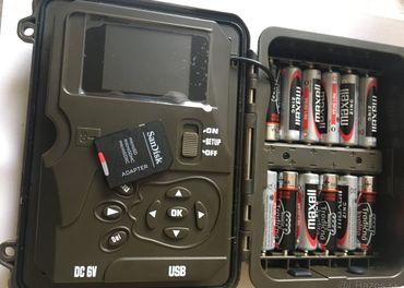 Predám fotopascu HD+SMS  Trail camera