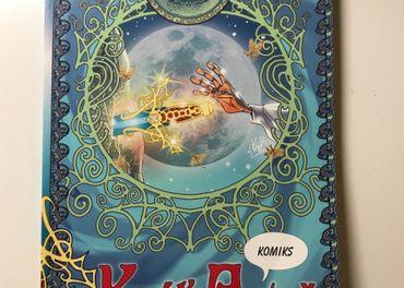 Komiks   Peter Kopl: Kráľ Artuš